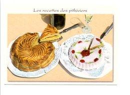 RECETTE DES PITHIVIERS - Recepten (kook)