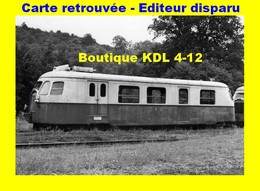 BVA 648-07 - Autorail Billard - SAINT-BONNET AVALOUZE - Corrèze - TC - Other Municipalities