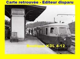 BVA 648-11 - Autorail Billard En Gare - UZERCHE - Corrèze - POC - Uzerche