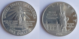 United States1 Dollar 1986 Statue Of Liberty - Federal Issues