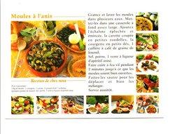 RECETTE MOULES A L'ANIS - Recepten (kook)