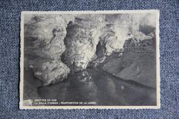 Grottes De HAN Sur LESSE : La Salle D'Armes, Réapparition De La Lesse - Other