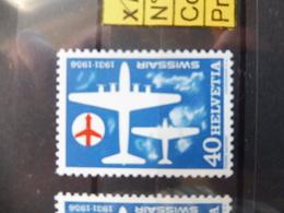 Suisse Serie 575 Neuf ** Mineraux Année 1958 - Suisse