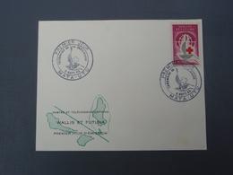 Enveloppe Premier Jour. MATA-UTU 1963 - Other