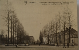 Tournai // Avenue Sur Emplacement De Ancienne Petite Riviere 19?? - Tournai