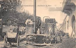 71 CHALON Sur SAONE - Les Vendanges - Distillation Du Marc - Alambic. - Chalon Sur Saone