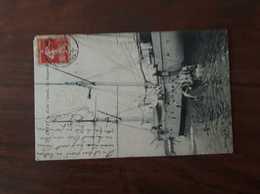 SETE (CETTE)  Ecole Navale  La Baignade - Sete (Cette)