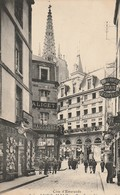 CPA - 35 Saint-Malo - RUE SAINT-VINCENT - Saint Malo