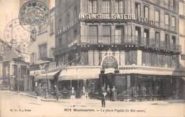 75 PARIS 9e - Cabaret LE RAT MORT 1907- Place Pigale. - París La Noche