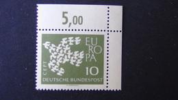 Germany - 1962 - Mi:DE 367yw, Yt:DE 239a, Sg:DE 1281a, AFA:DE 1331F**MNH - Look Scan - [7] Repubblica Federale