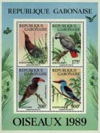 Ref. 72995 * NEW *  - GABON . 1989. BIRDS. AVES - Gabón (1960-...)