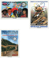 Ref. 74313 * NEW *  - GABON . 1999. 125th ANNIVERSARY OF UPU. 125 ANIVERSARIO DE LA UPU - Gabon (1960-...)