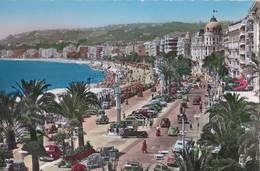 CPM   : Auttomobiles  Nice (06) Promenade Des Anglais Sans Confinement Beaucoup De Voitures 4cv Traction .... Ed SEP - Turismo