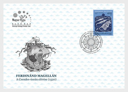 Hongarije / Hungary - Postfris / MNH - FDC Ferdinand Magellan 2020 - Ungheria