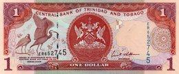 TRINIDAD & TOBAGO 1 DOLLAR 2006  P-46a   UNC - Trinidad & Tobago