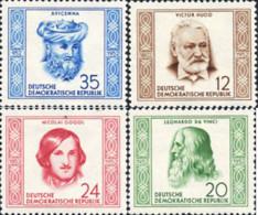 Ref. 150447 * NEW *  - GERMAN DEMOCRATIC REPUBLIC . 1952. CELEBRITIES. CELEBRIDADES - [6] République Démocratique