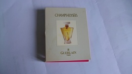 Miniature De Parfum Tube Guerlain Champs-Elysées Eau De Parfum - Non Classés