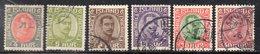 117 490 - ISLANDA 1920, Sei Valori Diversi Usati  (M2200) - 1918-1944 Amministrazione Autonoma