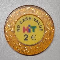 TOKEN SLOVENIA CASINO HIT NOVA GORICA 2 EUR - Casino