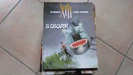 XIII  T10 EL CASCADOR      VAN HAMME VANCE - XIII