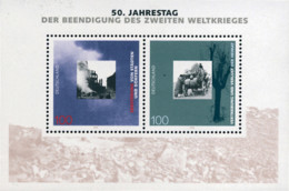 Ref. 146398 * NEW *  - GERMAN FEDERAL REPUBLIC . 1995. 50th ANNIVERSARY OF THE END OF THE SECOND WORLD WAR. 50 ANIVERSAR - [7] Federal Republic