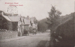 ***  Windemere Road Grange Over Sands - Stamped TTB - Cumberland/ Westmorland