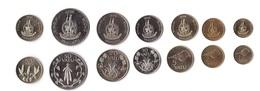 Vanuatu - Set 7 Coins 1 2 5 10 20 50 100 Vatu 1999 - 2009 UNC / AUNC Lemberg-Zp - Vanuatu