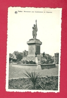 C.P. Tubize  = Monument Aux  Combattants  Et Déportés  1914-1918 - Tubize