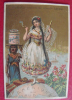 Image Chromo Extrait De Viande Liebig. S 150. Globe, Amérique Du Sud. 1883. édition Française - Liebig