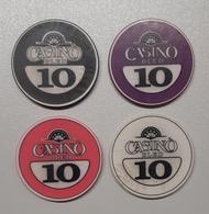 TOKEN JETON SLOVENIA CASINO BLED - Casino