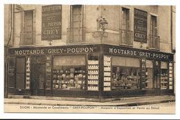 Dijon Moutarde Et Condiments GREY POUPON Magasin D'exposition Et Vente Au Détail - Dijon
