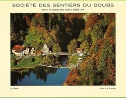 Société Des Sentiers Du Doubs - 1976 - La Goule - Photographie