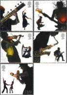 Ref. 192213 * NEW *  - GREAT BRITAIN . 2006. MUSIC-EUROPA CEPT. IMMIGRANTS INTEGRATION AS SEEN BY YOUNG PEOPLE. MUSICA-E - Non Classificati