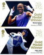 Ref. 609366 * NEW *  - GREAT BRITAIN . 2012. 30 SUMMER OLYMPIC GAMES LONDON 2012. 30 JUEGOS OLIMPICOS DE VERANO LONDRES - 1952-.... (Elizabeth II)