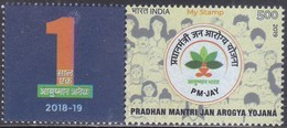 India - My Stamp New Issue 01-10-2019  (Yvert 3261) - Unused Stamps