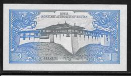 Bhoutan - 1 Ngultrum - Pick N° 12 - NEUF - Bhoutan