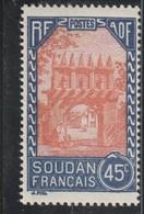 SOUDAN  Timbre De 1931-38  N° 71* - Soudan (1894-1902)