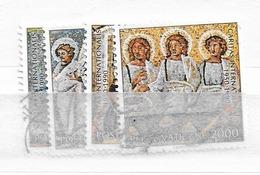 1990 USED Vaticano Mi 102-5 - Vatican