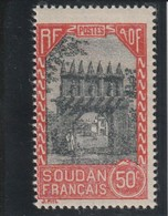 SOUDAN  Timbre De 1931-38  N° 72 * - Soudan (1894-1902)