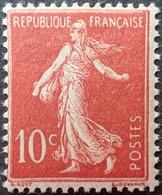 R1513/184 - 1906 - TYPE SEMEUSE CAMEE - N°135 (I) NEUF** - 1906-38 Semeuse Camée