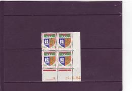 N° 1354A - 0,18 REUNION - B De A+B - 2° Tirage Du  Du 3.6 Au 12.6.64 - 4.6.1964 - - 1960-1969