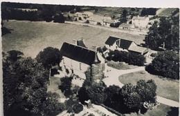 SALLES SUR MER. Chateau De L'Herbaudière- Vue Aérienne. 335-47 - Autres Communes