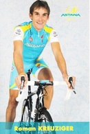 Roman Kreuziger - Astana Pro Team - 2012 - Cycling