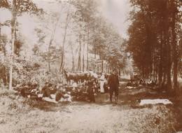 Photo 1905 LA FLECHE - Le Prytanée Militaire, Un Groupe De Soldats (A219) - La Fleche