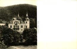 Baden-Baden Unbekannte Villa - Foto Von G. Salzer, Baden-Baden Ugl - Baden-Baden