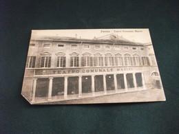 TEATRO THEATER THÉÂTRE TEATTERI  COMUNALE MASINI FAENZA RAVENNA ANGOLO ROTTO PICCOLO FORMATO - Teatro