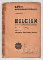 BELGIEN, Billig's Grosses Handbuch Der Fälschungen Nr.40, Belgium Forgeries Handbook 1937 - Falsos Y Reproducciones