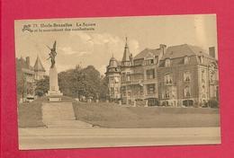 C.P. Uccle  = Square Et  Monument 1914-1918 - Uccle - Ukkel