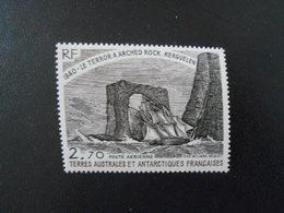 T.A.A.F. YT N°PA 59 VOILIER LE TERROR** - Poste Aérienne