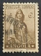 1932-1946 Ceres 5c, Angola, Republica Portuguesa, Portugal, *, ** Or Used - Angola